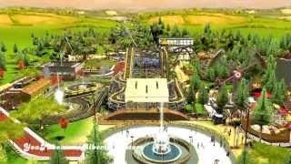 rollercoaster tycoon 3 woodland world amusement park