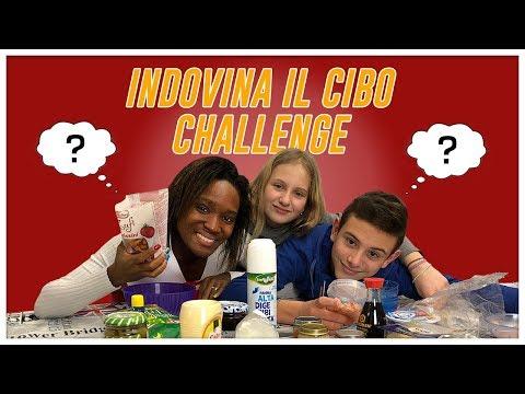 Indovina il Cibo Challenge ita - Sfida schifosa 😱 by Lukas