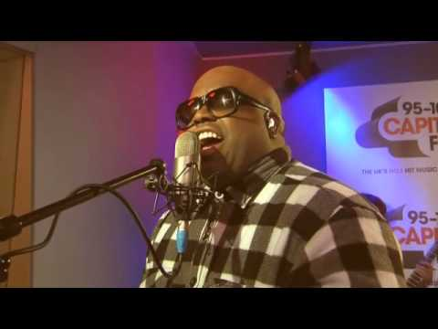 Cee Lo Green - Bright Lights, Bigger City (Capital FM Session)