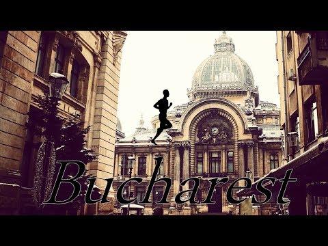 2017-09-12, Running Through Bucharest, Part 1 of 2