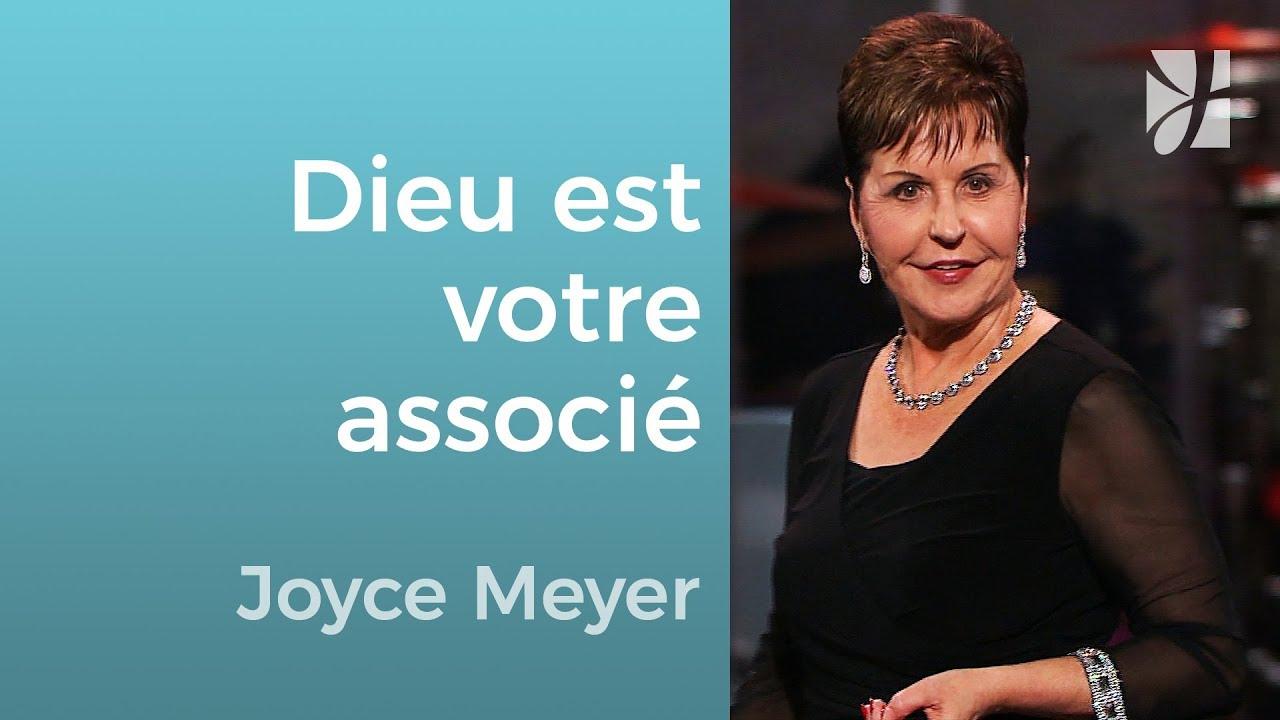Dieu est votre associé - Joyce Meyer - Grandir avec Dieu