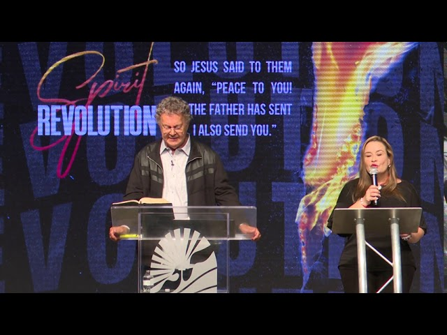 "Pastor Victor Torres | ""Spirit Revolution"" For International Conference"