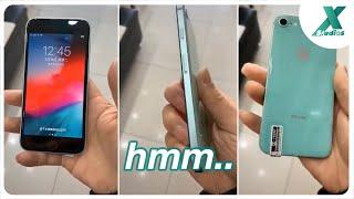 Trên tay Táo 9 (FAKE) nóng hổi, Mi Mix 2020 (và) Android 11