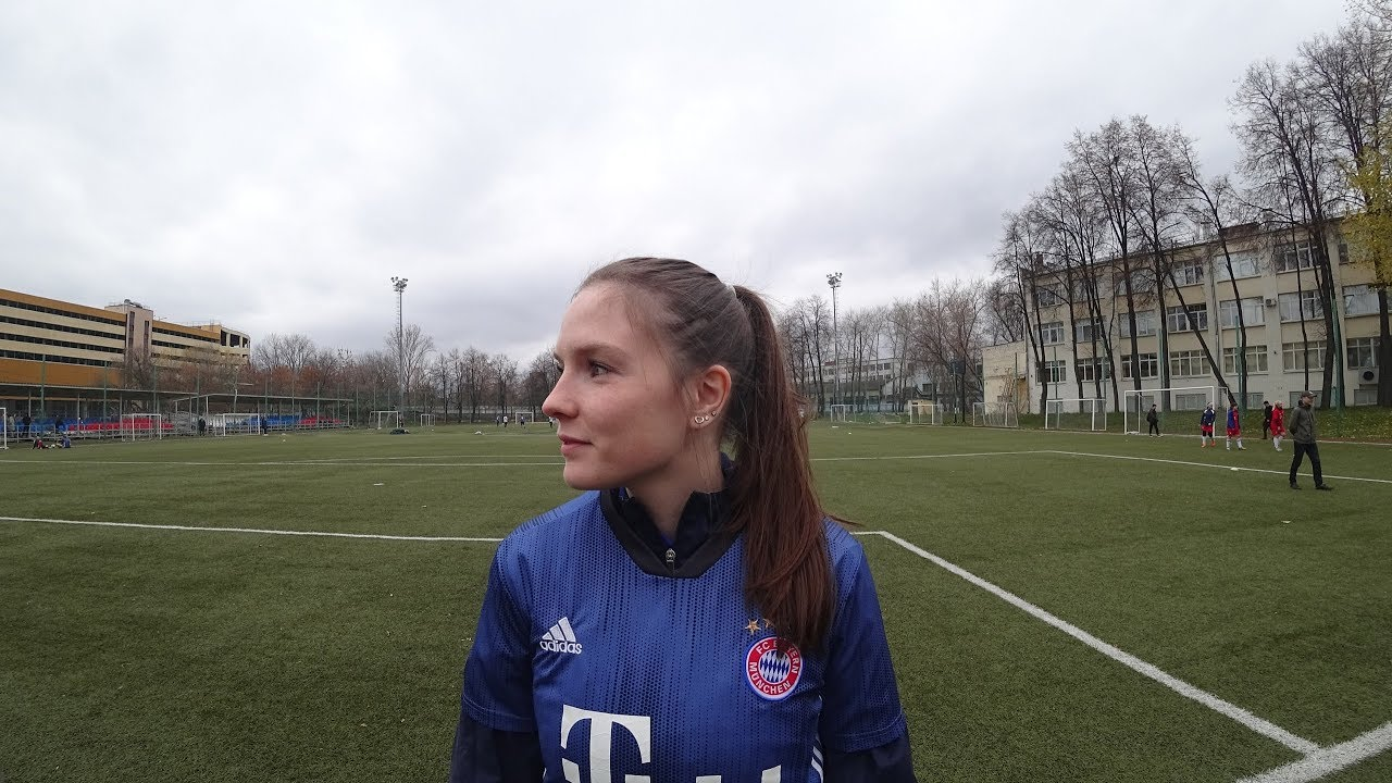 Футбол женский бавария