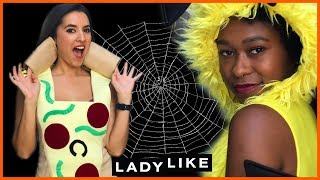 We Wore Sexy Halloween Costumes To Work • Ladylike