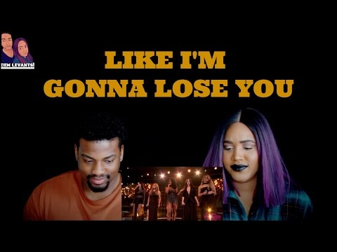 Fifth Harmony 'Like I'm Gonna Lose You' Billboard Women in Music 2016  REACTION