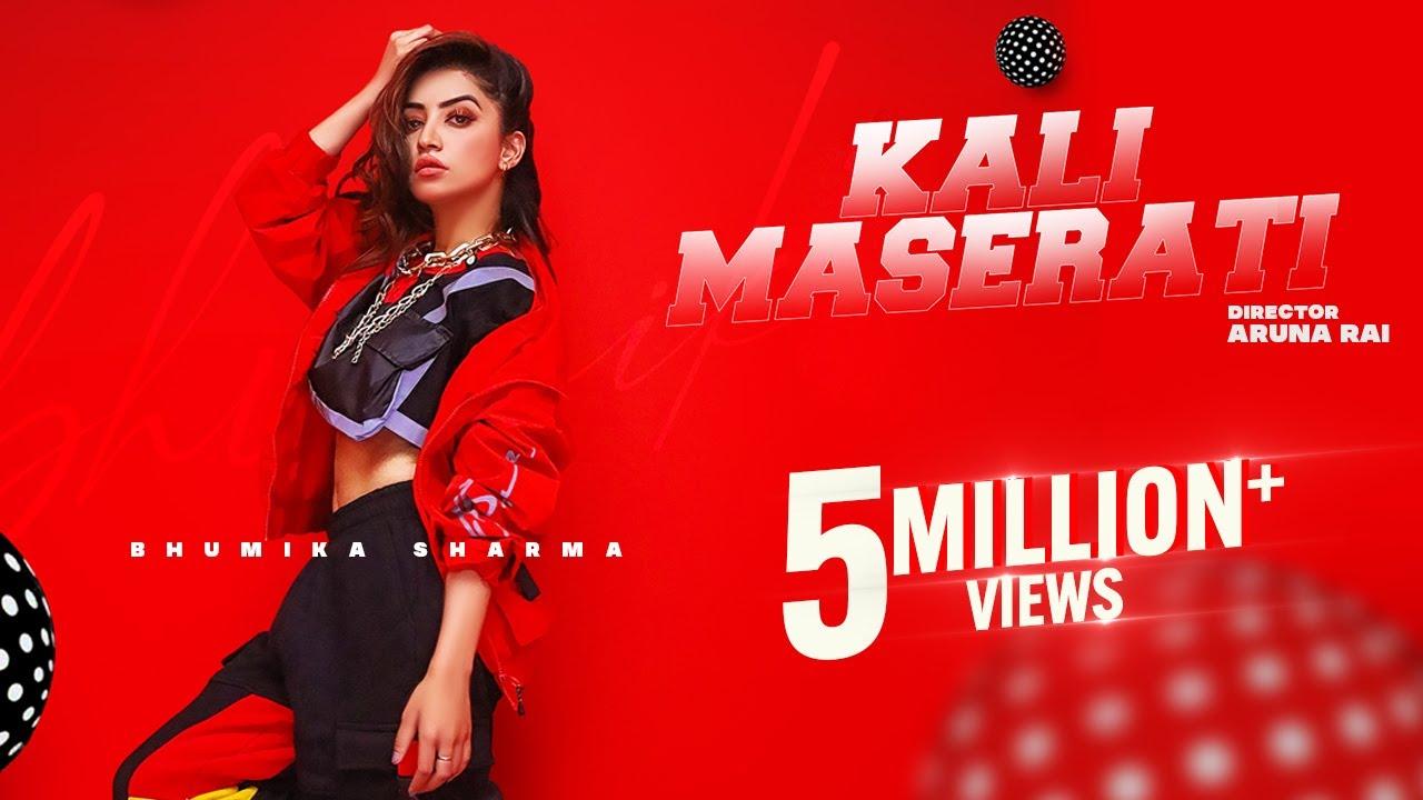 Kali Maserati   Bhumika Sharma Ft Abhishek Kumaarr & Enzo   Video Song   New Punjabi Song 2021   FFR