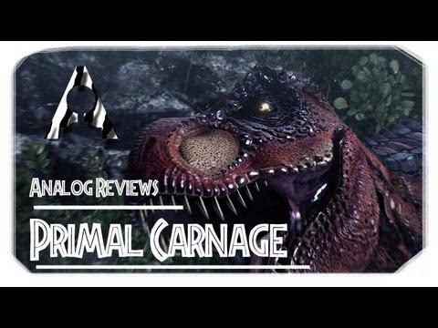 Analog Reviews: Primal Carnage