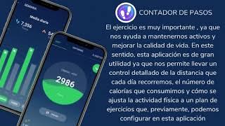 APLICACIÓN CONTADOR DE PASOS screenshot 5