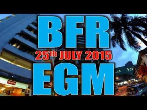 BFR EGM You Tube