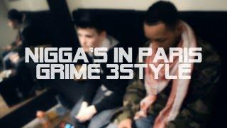 BHC - NIGGA'S IN PARIS GRIME 3STYLE (MINI NET VIDEO) - #XzeroRecords