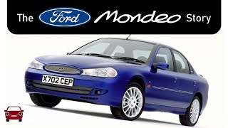 The Ford Mondeo / Contour / Fusion Story