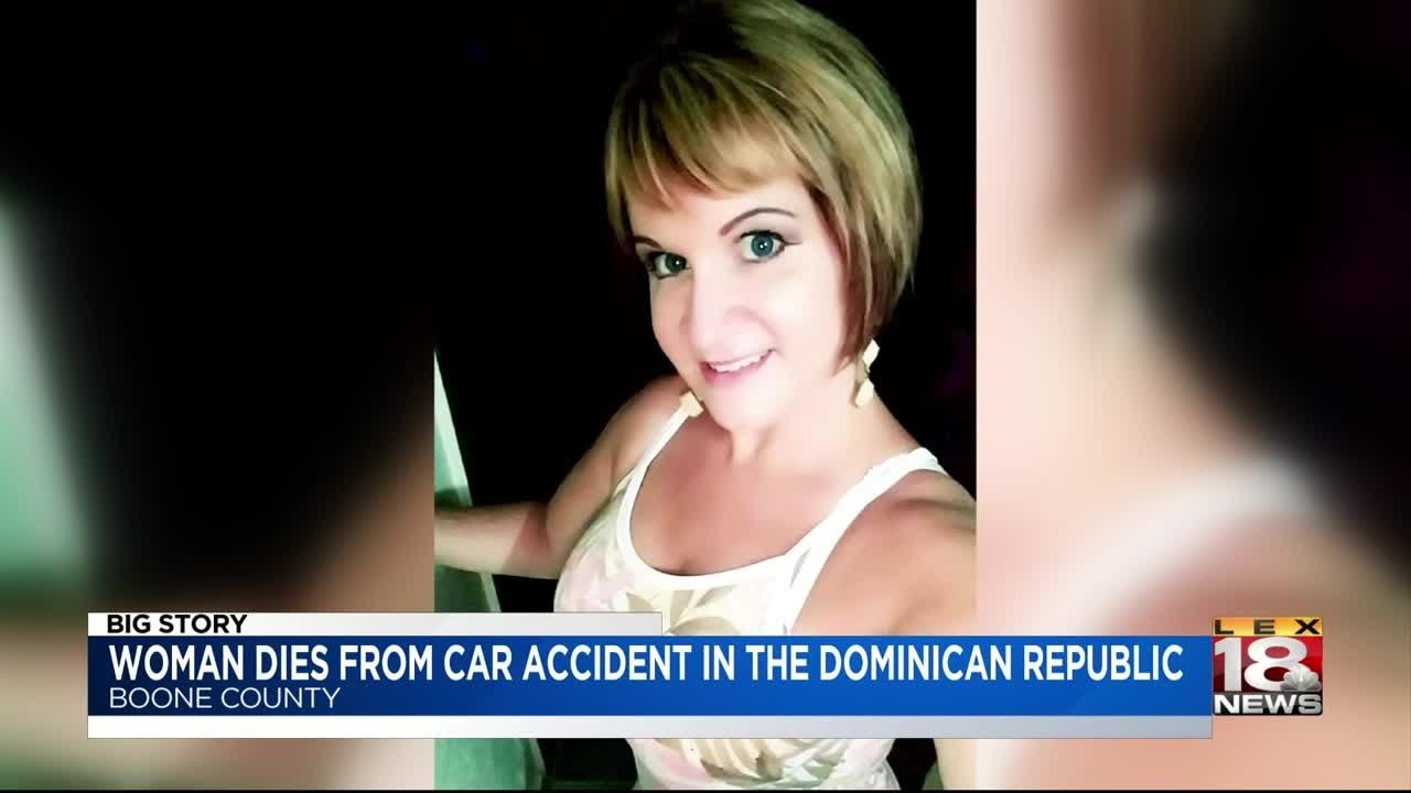 Woman Dies From Car Accident In The Dominican Republic