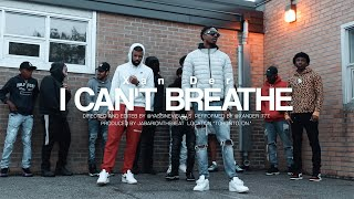 Xan Der - I CAN'T BREATHE! (Official Video) | shot. by @yassinevisuals