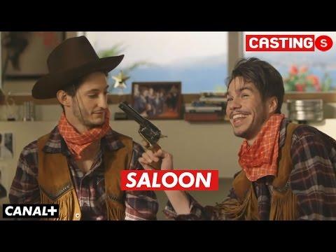 Pierre Niney  Castings Saloon