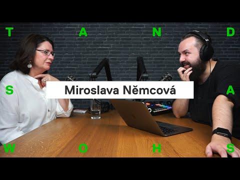 Miroslava Němcová: Pavel Novotný je exot, v čele ODS si ho neumím představit