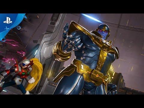 Marvel vs. Capcom: Infinite – PS4 Gameplay Trailer 3 | E3 2017