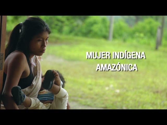 El papel de la mujer indígena amazónica en Perú