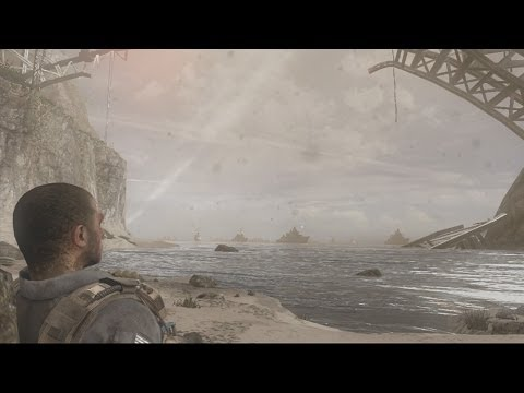 Call of Duty Ghosts Ending - Final Boss / Final Mission