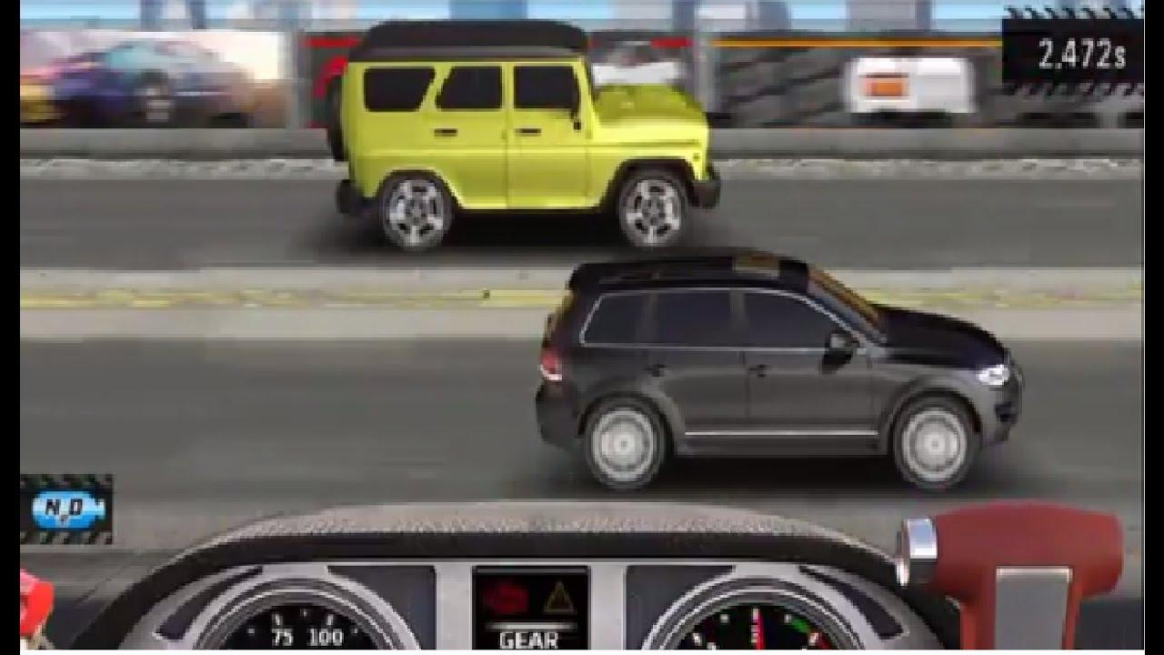 Juego de Carros Para Niños - Juego Drag Racing 4x4 - YouTube