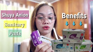 Health Shuya👍Anti-Dysmenorrhea Sanitary pads