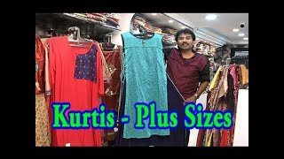 Kurtis Plus Sizes / 3XL -7XL Sizes / Latest collections