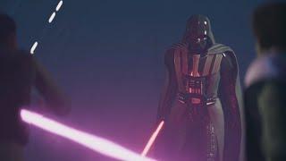 STAR WARS Jedi: Upadły zakon #14 - KONIEC [BOSS][NUR]