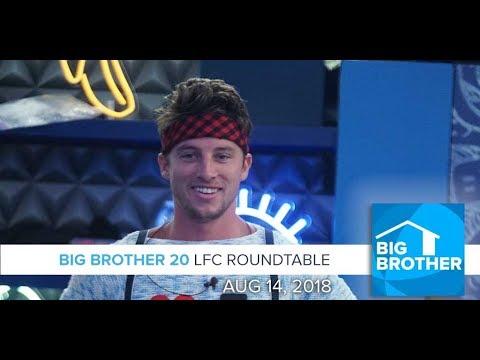 BB20 LFC Roundtable LIVE - Tuesday, 8/14