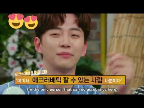 2PM JUNHO at H4ppy Together || Acrobatic || May2017
