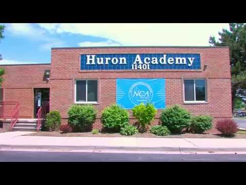 Huron Academy Student Enrollment Clip
