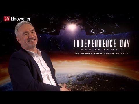 Interview Roland Emmerich INDEPENDENCE DAY: RESURGENCE