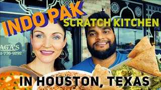 Indian/Pakistani Scratch Kitchen Experience (Aga's Restaurant & Catering Houston)