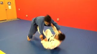 Three Ways of Tomoe Nage Against Left-handed!
