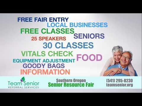 Southern Oregon Senior Resource Fair