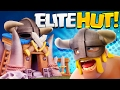 NEW! Elite Barbarian Hut Card - Clash Royale 3D Concept