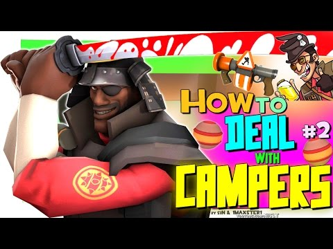 TF2: How to deal with campers #2 [FUN/F2P]