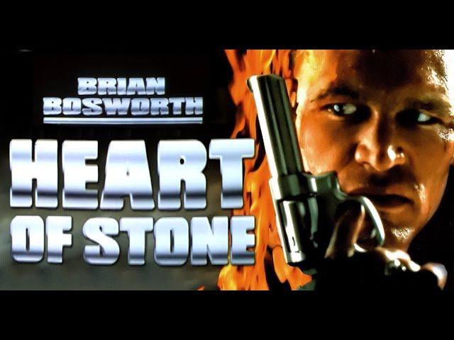 Brian Bosworth in HEART OF STONE - Trailer (1997, Deutsch/German)
