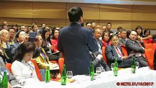 NCTG - HIỆP HỘI NGƯỜI VIỆT NAM TẠI HUNGARY HỌP ĐẠI HỘI LẦN THỨ HAI - Budapest 21/10/2017