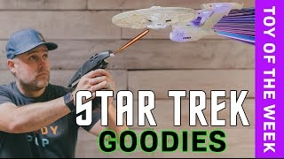 Toy of the Week // Star Trek Goodies