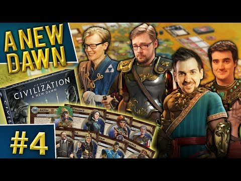 Civilization: A New Dawn #4 - The Final Throw