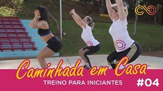 Vamos treinar as pernas! Projeto iniciantes #04 - Carol Borba