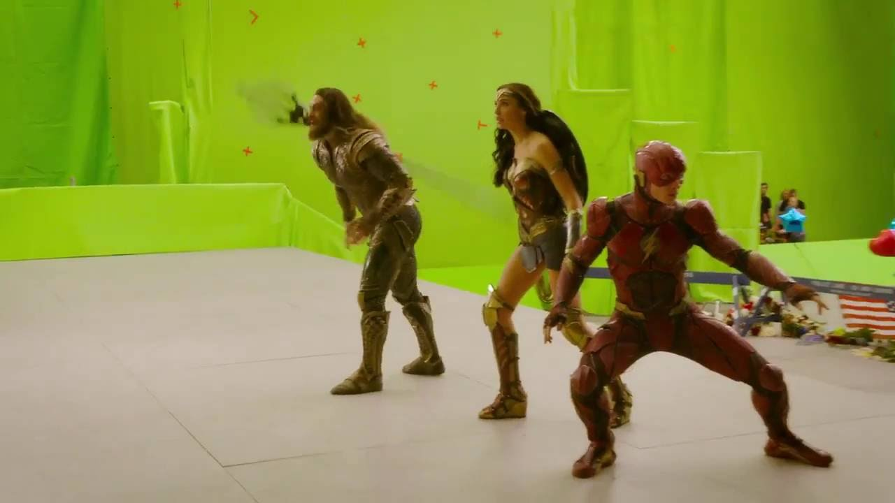 Image result for justice league behind the scenes