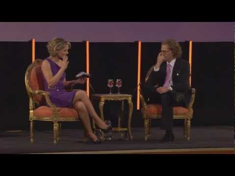 Q&A with André Rieu at Cinema screening of