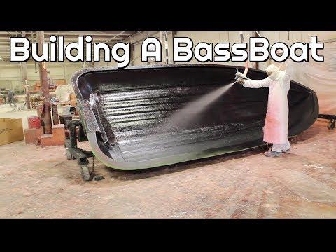 I'm Building A Bass Boat