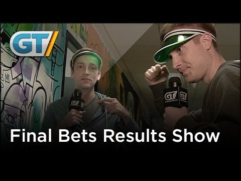 Final Bets E3 2014 Results Show