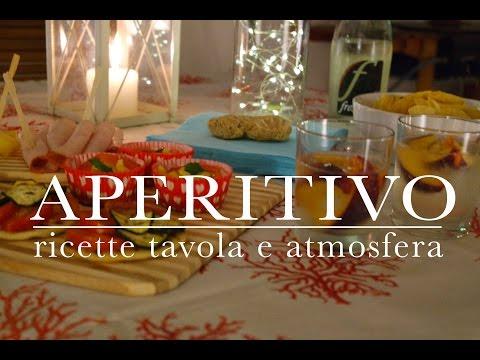 aperitivo perfetto - ricette tavola e atmosfera   Sabato in casa   CasaSuperStar