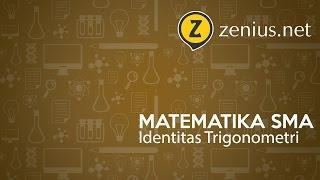 Gambar cover Identitas Trigonometri