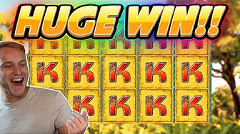 HUGE WIN! Book Of Maya BIG WIN - Casino Games from Casinodaddy live stream