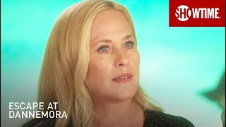 "BTS w/ Patricia Arquette on Joyce ""Tilly"" Mitchell 