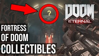 All Collectibles - The Fortress of Doom - Doom Eternal